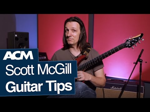 Guitar Tips: Playing Scales Two Strings At A Time | Scott McGill