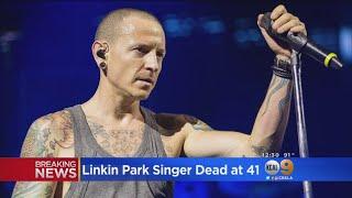 Linkin Park Singer Chester Bennington Dead In Apparent Suicide