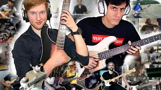 The Biggest EVER Bass Collab (feat. Davie504) - Over 50 Bassists