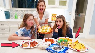 OUR KIDS TRY MY PREGNANCY CRAVINGS!!