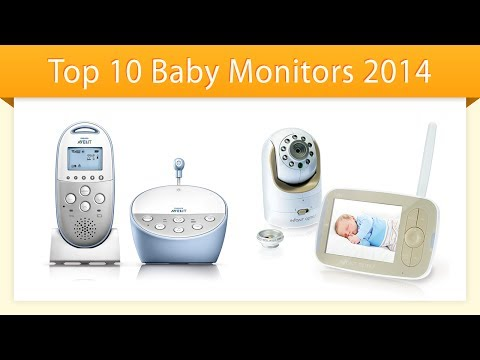 Top 10 Baby Monitors 2014   Compare