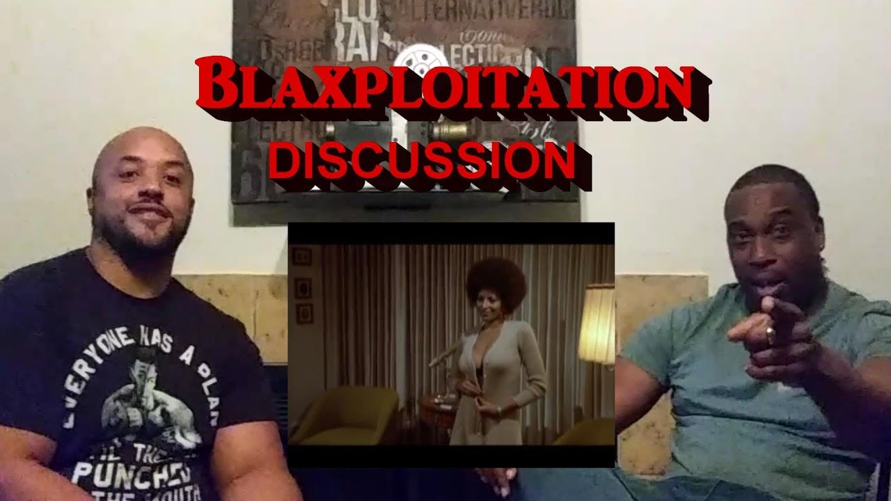 Blaxploitation films discussion and special mention of Black Dynamite 2 teaser trailer