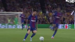 Buts du FC Barcelone Vs Juventure de turin 12 09 2017