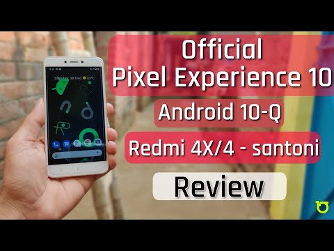 Redmi 4X/4 to Kindly (Android 10) Pixel Skills 10 Evaluate | Sooner or later redmi 4 got Kindly PixelQ thumbnail