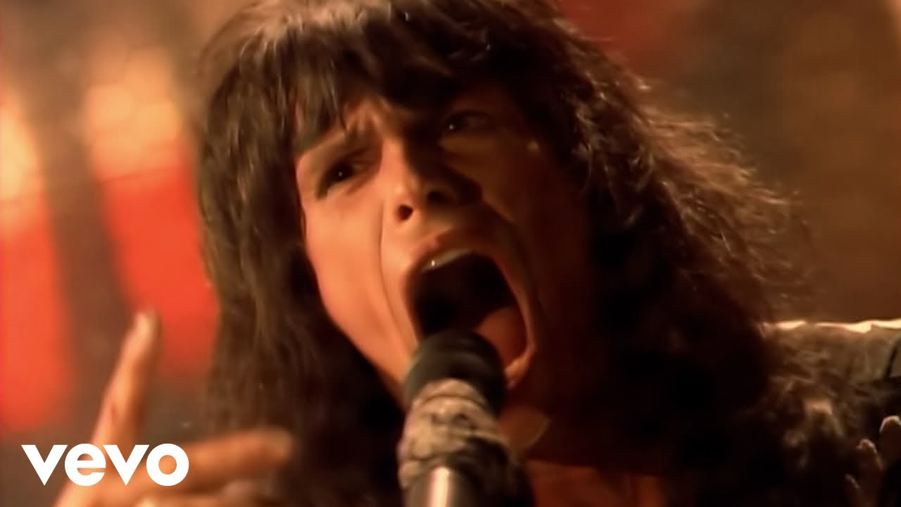 Aerosmith - What It Takes (Official Video)