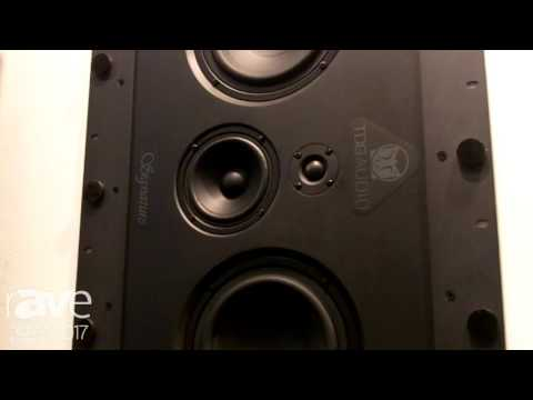 ISE 2017: TDG Audio Explains iWLCR-66 Signature Series In-Wall Mounted Home Theater