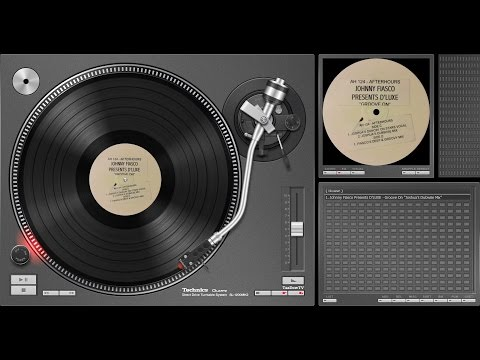 Johnny Fiasco Presents D'LUXE - Groove On ''Joshua's Dubwise Mix'' | 1080p60 HD | ©1999 Afterhours