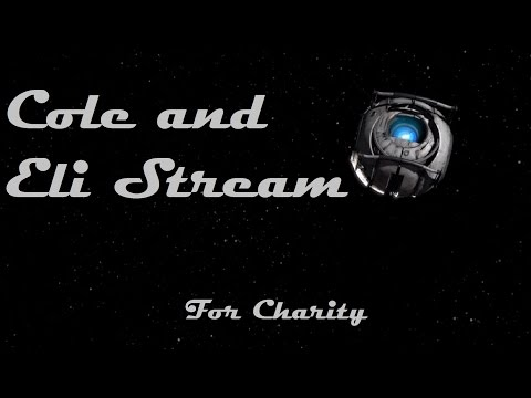 Cole and Eli Stream For Charity
