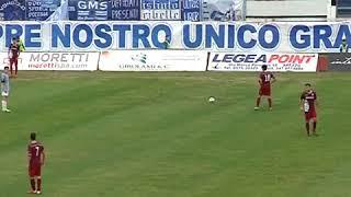 Serie D Girone D Sangiovannese-Mezzolara 3-0