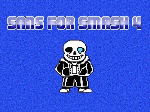 Sans in Smash   Know Your Meme