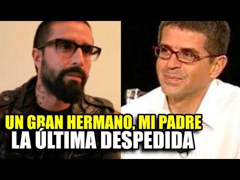 HERMANO DE JAVIER CARMONA Y SU NOSTÁLGICA DESPEDIDA: \