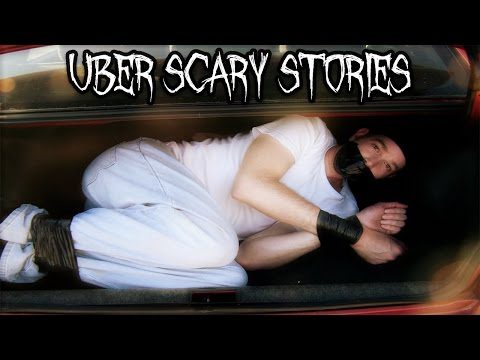 5 Creepy Uber Scary Stories
