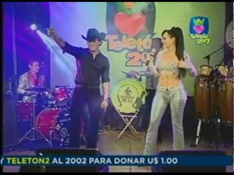 Maribel Guardia y Julián Figueroa cantan juntos