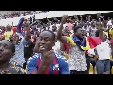 Highlights of the Super Clash: Hearts of Oak 1-2 Asante Kotoko