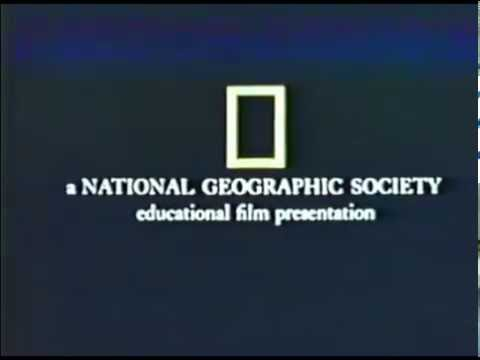 National Geographic Film Title Card