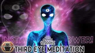 Sound Frequencies for Activating the Third Eye
