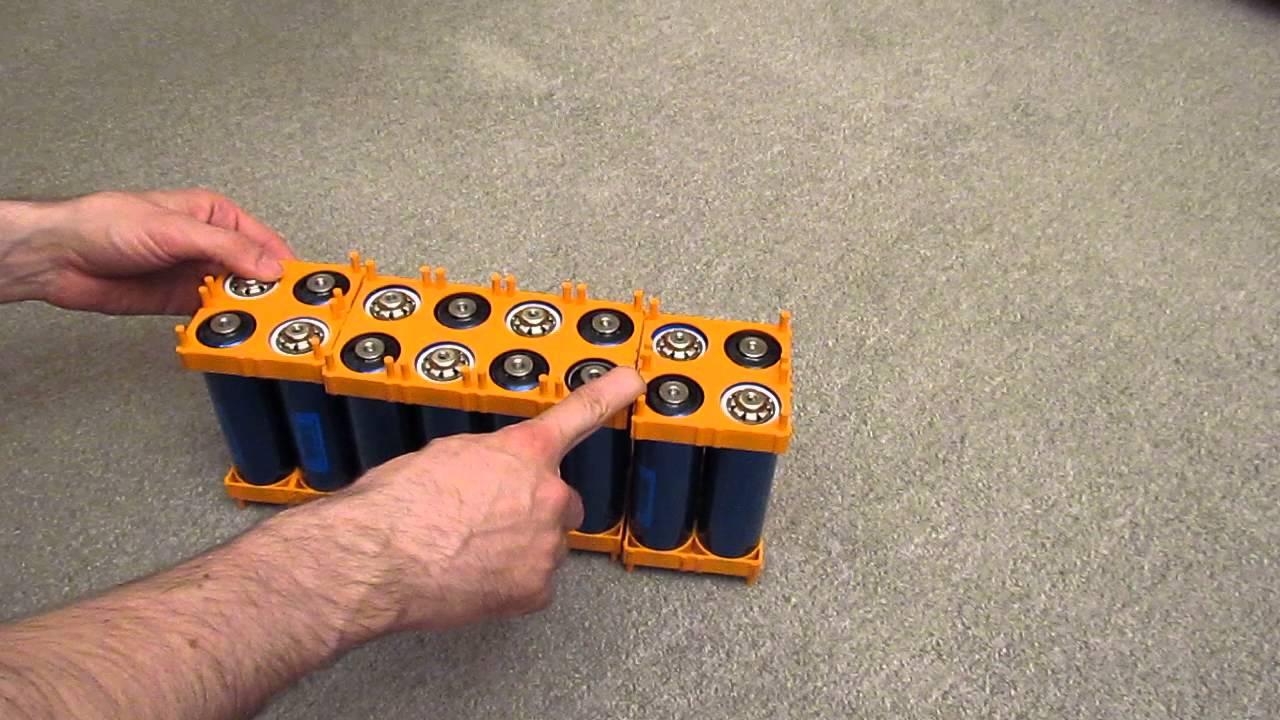 Батарея из аккумуляторов своими руками
