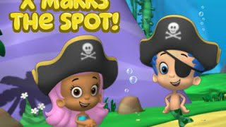 Bubble Guppies X Marks The Spot- Full Gameplay Episodes Incrediple Game 2014