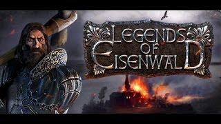 Legends of Eisenwald (Presentación - 1/2) Gameplay en Español by SpecialK