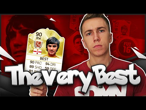 THE VERY BEST #2 | FIFA 16 ULTIMATE TEAM