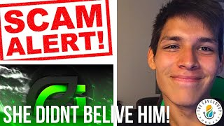 Pamaj's Mom Thought OpTic Was a Scam?!