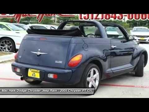 Mac Haik Dodge Temple Tx >> 2005 Chrysler PT Cruiser Temple TX 671345A - YouTube
