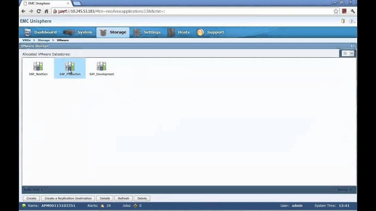 VMworld 2012 - Psst Want to see the future of storage with