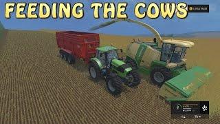 Let's Play Farming Simulator 2015 Westbridge Hills #1  PS4