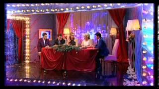 Турсынбек Кабатов в Новогоднем шоу NY Astana demo