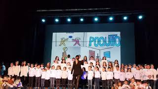 CORO CEIP MANUEL ANDÚJAR - Día Provincial de la Paz 2018