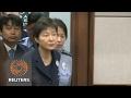 Trial kicks off for South Korea's ex-leader Park