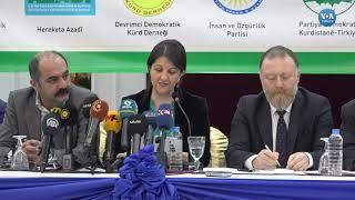 Kürt Partilerinden Yerel Seçim İttifakı