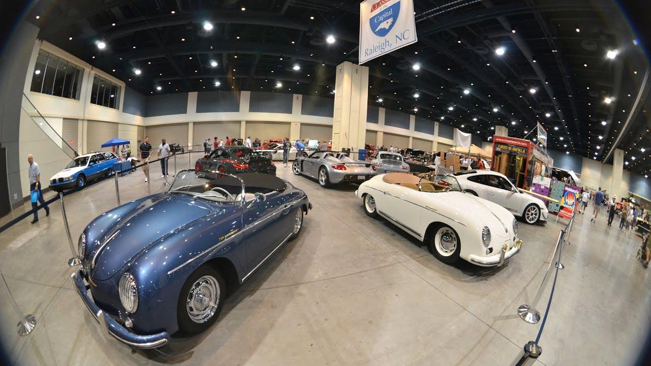 Carolina Classics At The Capital Car Show Part The Movie - Raleigh classic car show