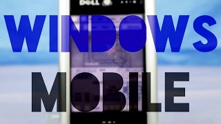 Windows Mobile 15 Years Later