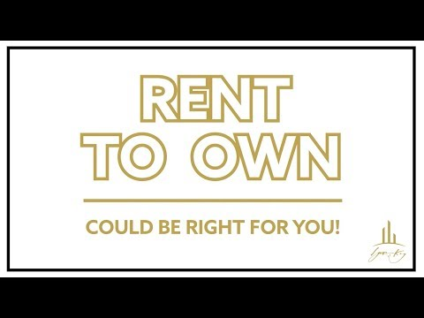 Rent To Own Could Be Right For You - Lyons Key Home Solutions