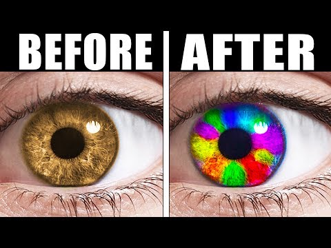 Thumbnail: TRICK TO CHANGE YOUR EYE COLOR (IT ACTUALLY WORKS)