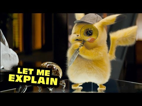 Detective Pikachu Explained in 13 Minutes
