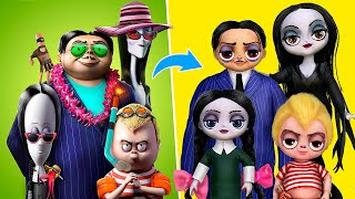 Addams Family / 11 LOL Surprise OMG Ideas