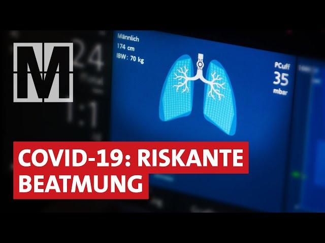 Invasive Beatmung bei Covid-19: Mehr Schaden als Nutzen? - MONITOR