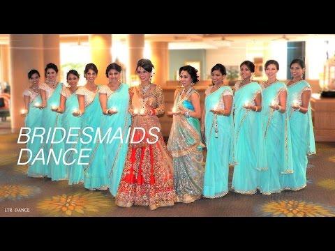 Bridesmaids Wedding Entrance   LTR Dance