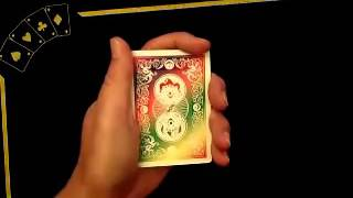 Frog to Prince Card Trick- Madhatter Magic Shop