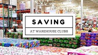 Saving at Warehouse Clubs + Live Q&A