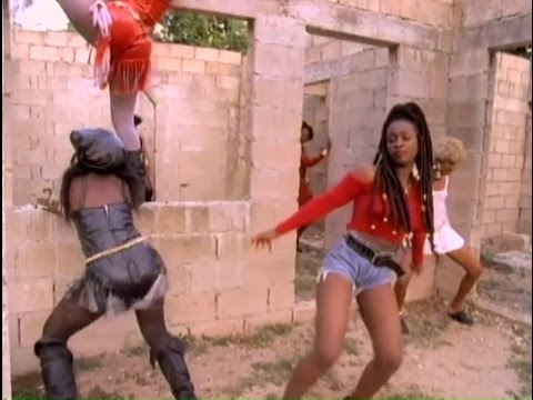 90s dancehall VIDEO MIX PART 2(Buju ,Shabba Ranks, Patra,Sha