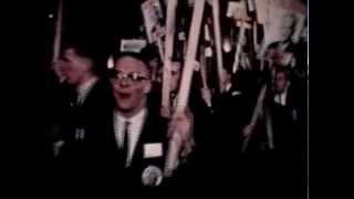 Student Mock Elections and Political Rallies at UW (1964)
