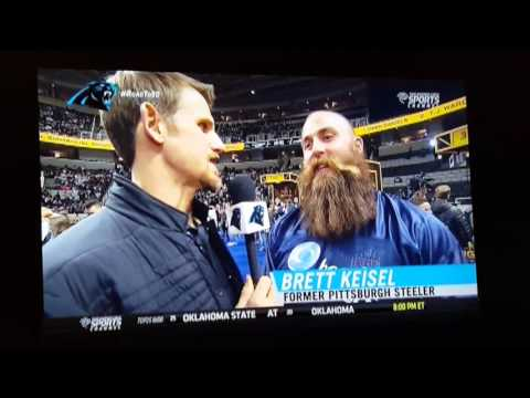 Carolina Panthers Jordan Gross Clowns Luke Kuechly Bread Greg Olsen Super Bowl 50