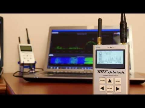 Spectrum Analyzer - RF or Wifi Spectrum Analyzer Overview by Nuts About Nets
