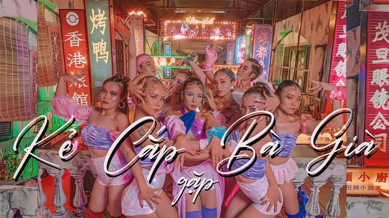 Kẻ Cắp Gặp Bà Già (Dance Version) – Hoang Thuy Linh | Vitden | Hanoi XGirls