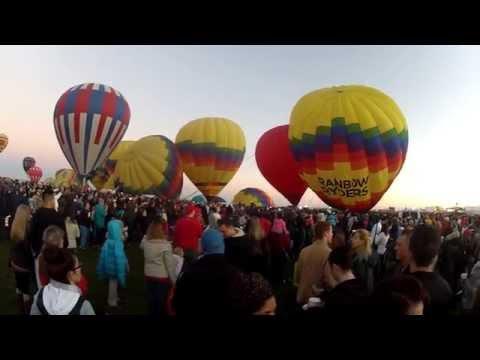 2015 Albuquerque Balloon Fest