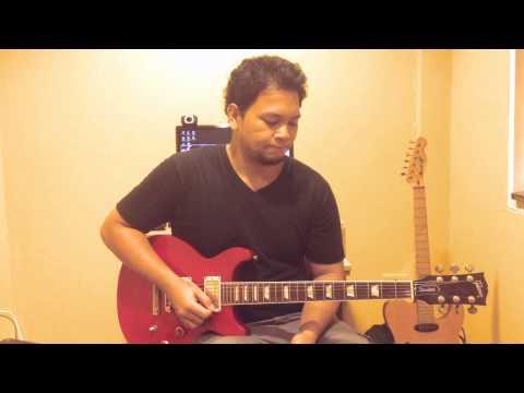 สอนกีตาร์บลูส์-Midnight Blues-lesson 1