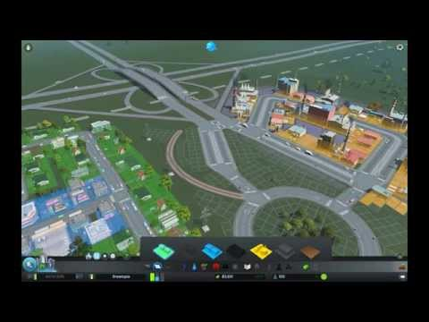 Cities: Skylines. Ep. 2 - Cul-de-Sacs